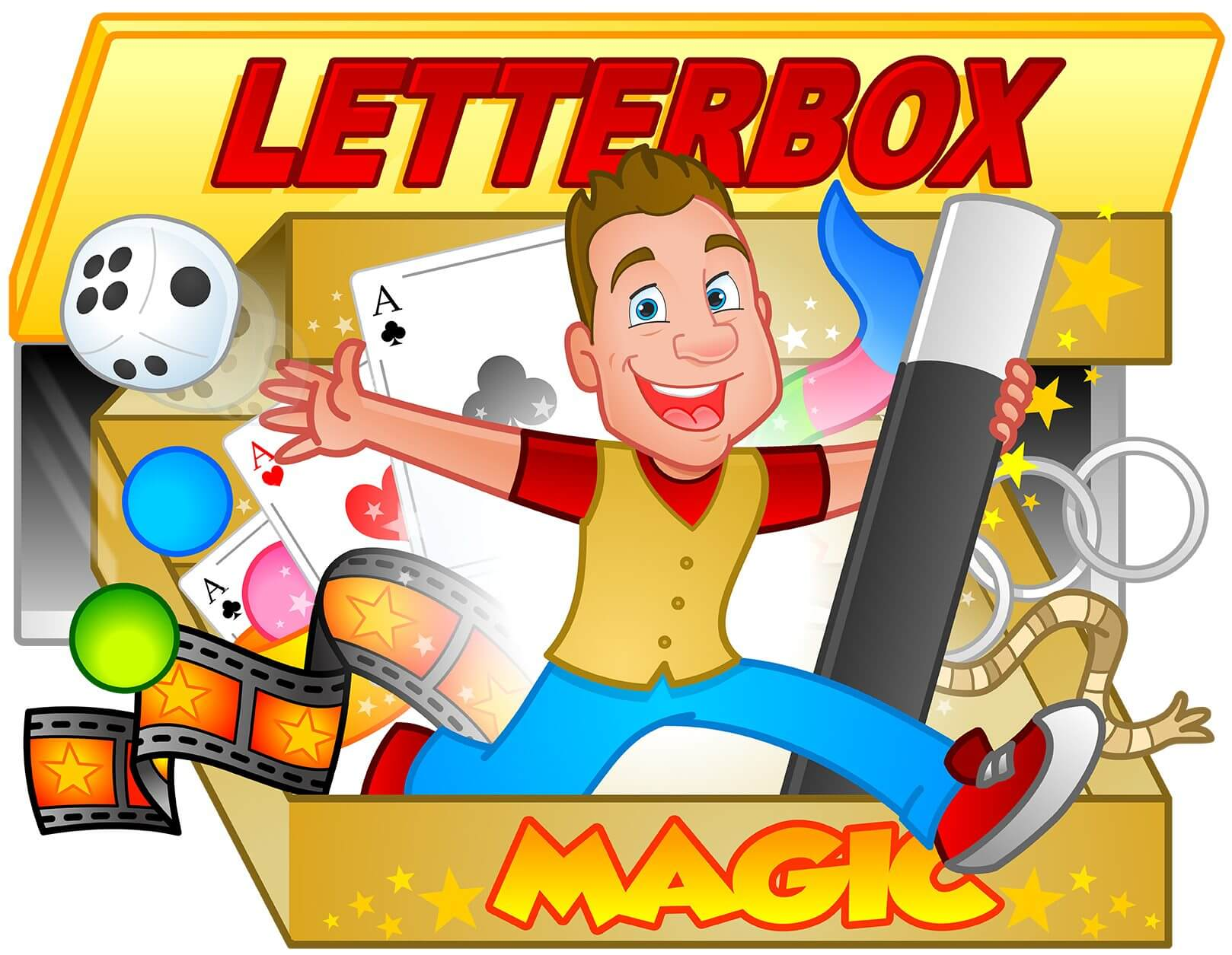 Refer A Friend Letterbox Magic