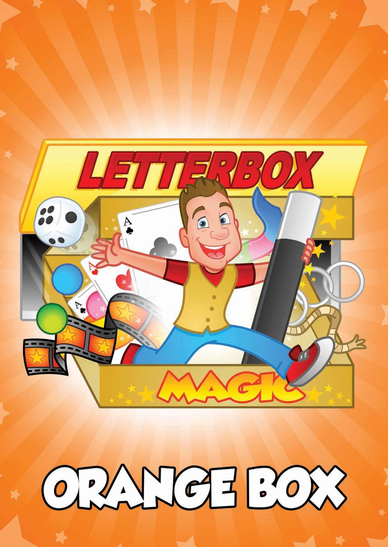 Letterbox Magic For Kids Letterbox Magic